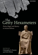 Getty Hexameters : Poetry, Magic, and Mystery in Ancient Selinous