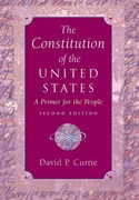 The Constitution of the United States:A Primer for the People
