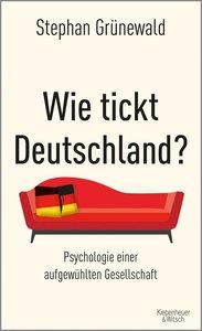 Wie tickt Deutschland?: Psychologie einer aufgewuhlten Gesellschaft