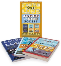Laugh-Out-Loud Jokes for Kids 3-Book Box Set: Awesome Jokes for Kids, A+ Jokes for Kids, and Adventure Jokes for Kids