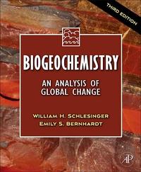 Biogeochemistry:An Analysis of Global Change