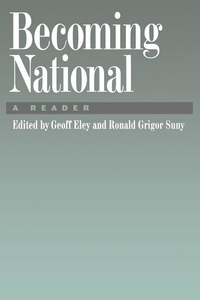Becoming National:A Reader