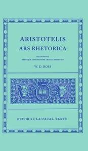 Aristotle Ars Rhetorica