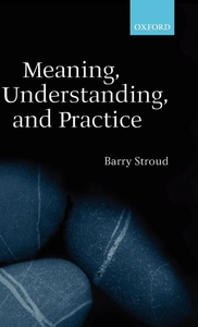 Meaning, Understanding, and Practice: Philosophical Essays