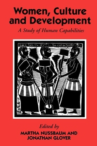 Women, Culture, and Development:A Study of Human Capabilities