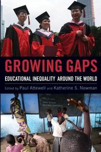 Growing Gaps:Educational Inequality Around the World