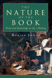 The Nature of the Book:Print and Knowledge in the Making