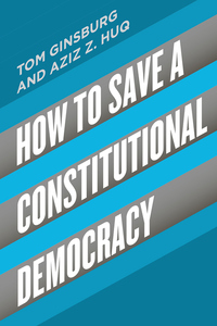 How to Save a Constitutional Democracy