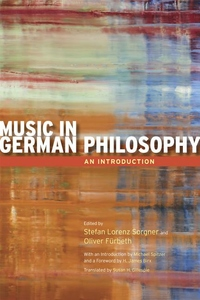 Music in German Philosophy:An Introduction