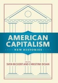 American Capitalism : New Histories