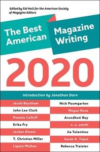 The Best American Magazine Writing 2020