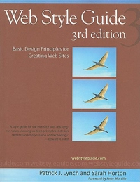 Web Style Guide, 3rd Edition:Basic Design Principles for Creating Web Sites