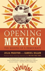 Opening Mexico:The Making of a Democracy