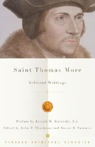 Saint Thomas More:Selected Writings