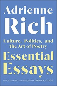 Essential Essays: Culture, Politics, and the Art of Poetry