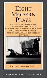 Eight Modern Plays