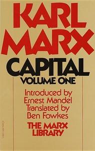 Capital:A Critique of Political Economy