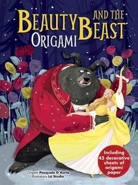 Beauty and the Beast Origami