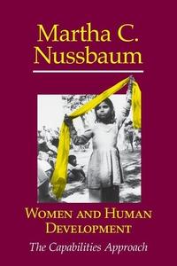 Women and Human Development:The Capabilities Approach