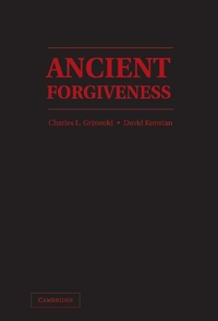 Ancient Forgiveness:Classical, Judaic, and Christian