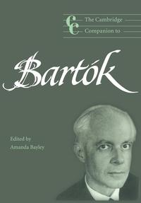 The Cambridge Companion to Bartok