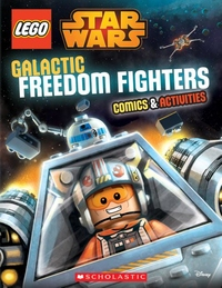 Galactic Freedom Fighters Activity Book Lego Star Wars Seminary