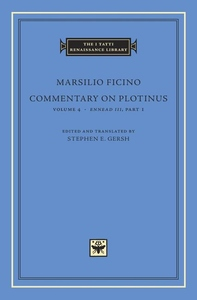 Commentary on Plotinus, Volume 4