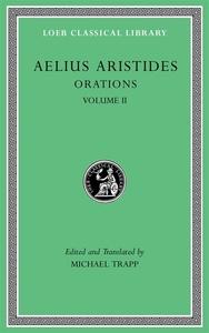 Orations, Volume II