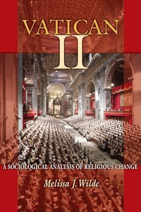 Vatican II : A Sociological Analysis of Religious Change