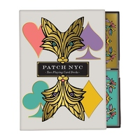 Patch NYC Playing Card Set