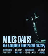 Miles Davis:The Illustrated History