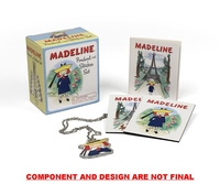 Madeline: Pendant and Sticker Set
