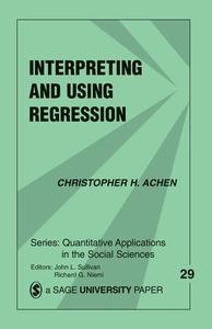 Interpreting and Using Regression