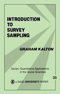 Introduction to Survey Sampling