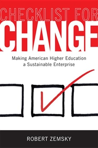 Checklist for Change:Making American Higher Education a Sustainable Enterprise