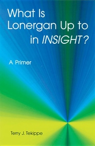 """What Is Lonergan up to in """"Insight""""?:A Primer"""