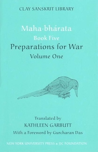 Mahabharata, Vol. 1, Bk. 5:Preparations for War