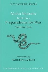 Maha-Bharata, Vol. 2, Bk. 5:Preparations for War