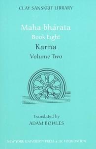 Maha-Bharata, Bk. 8, Vol. 2:Karna