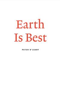 Earth Is Best