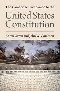 Cambridge Companion to the United States Constitution