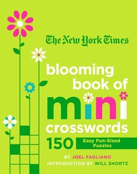 The New York Times Blooming Book of Mini Crosswords