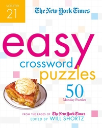 The New York Times Easy Crossword Puzzles Volume 21