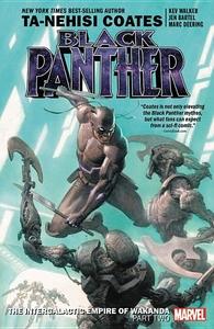 Black Panther Book 7: The Intergalactic Empire of Wakanda Part 2