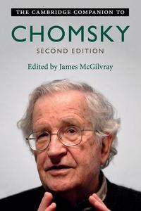 Cambridge Companion to Chomsky