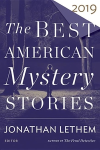 Best American Mystery Stories 2019
