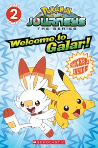 Pokemon: Galar Reader #1