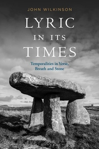 Lyric in Its Times: Temporalities in Verse, Breath, and Stone