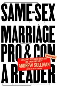 Same-Sex Marriage:Pro and Con
