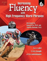 Increasing Fluency With High Frequency Word Phrases : Grade 5
